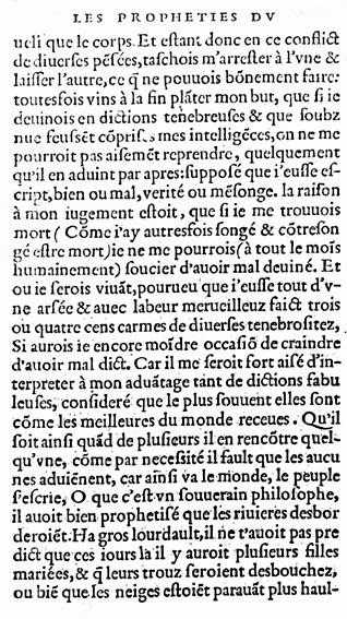 Couillard, Propheties, Le Clerc, 1556, f.E2v