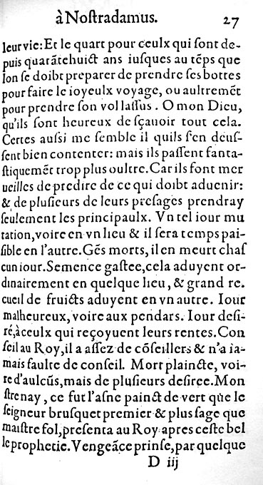 Couillard, Contredicts, Charles l'Angelier, 1560, f.D3r
