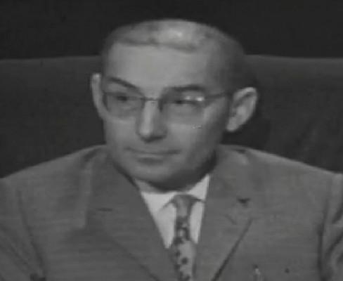Barbault en mai 1968